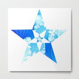Star of Elysium Metal Print