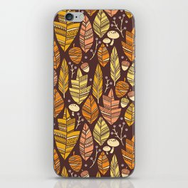 Forest Treasures iPhone Skin