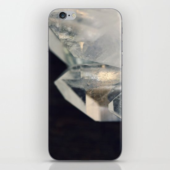Crystal and Clear iPhone Skin