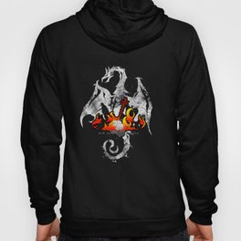Now Only Ashes Remain Hoody