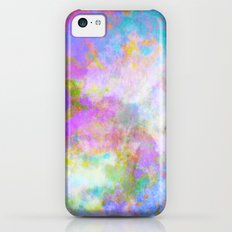 colorful sky iPhone 5c Slim Case