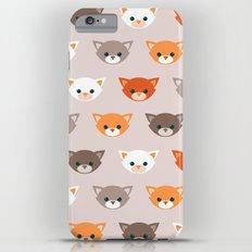 Cats, cats, cats iPhone 6s Plus Slim Case