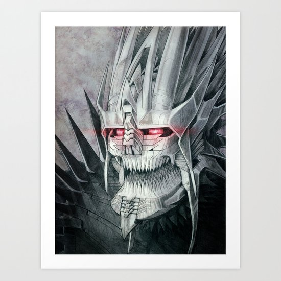Vicis Capitis Art Print