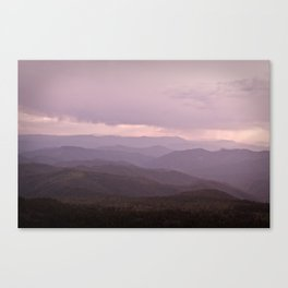 it's great to be between Canvas Print