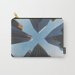 NYC Skyscrape Carry-All Pouch