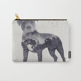 American Staffordshire Terrier - Amstaff Carry-All Pouch