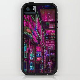 Macau Lights iPhone Case