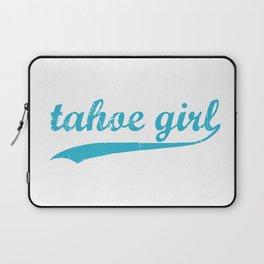 Tahoe Girl Co-ed Turquoise Laptop Sleeve