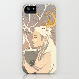 Dear Lost Memory, Where Have You Been? iPhone Case