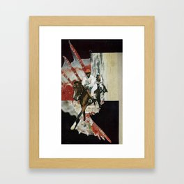 dp1 Framed Art Print