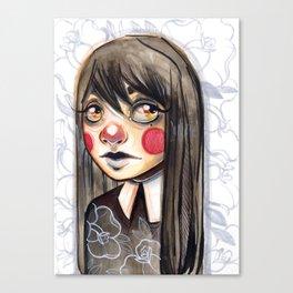 Chica Canvas Print
