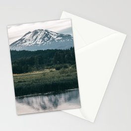 Mount Adams Reflections Stationery Cards