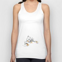 easter Tank Tops featuring Easter by Ana Sofia Santos