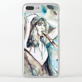 I Sing For The Things Clear iPhone Case