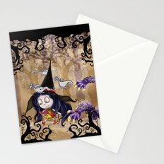 Walking to School Stationery Cards