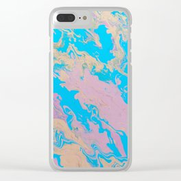 Ineffable Clear iPhone Case