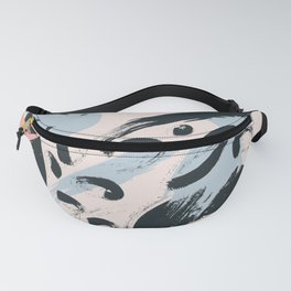 Pastel abstraction I Fanny Pack