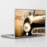 bmw Laptop & iPad Skins featuring bmw by Fernando Vieira