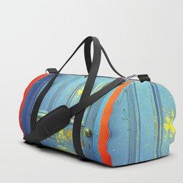 Primary Colors Door Duffle Bag