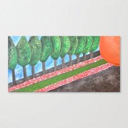 Ten Religious Abstract Art By Saribelle Rodriguez Canvas Print