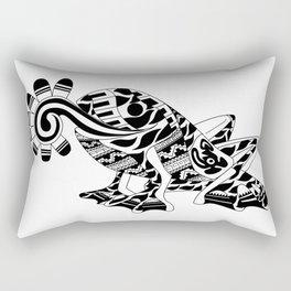 Frog Ecopet Rectangular Pillow