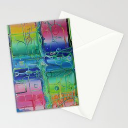 Nothing Is Everything All At Once Stationery Cards