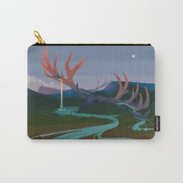 Becoming Earth Carry-All Pouch