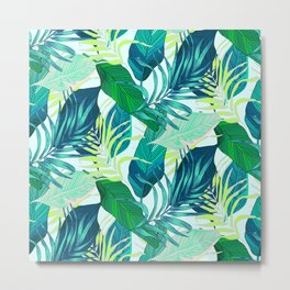 Tropical frenzy Metal Print