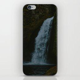 Wahclella Falls x Columbia River Gorge iPhone Skin