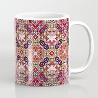 morocco Mugs featuring Berry Morocco by Glanoramay
