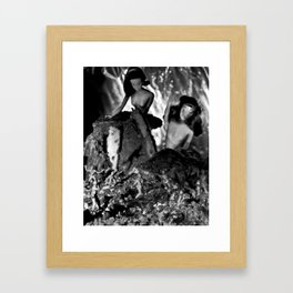 It is What They Do Framed Art Print
