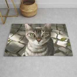 A Cat That I Once Knew Rug