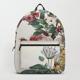 Romantic Garden Backpack
