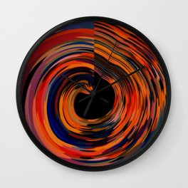 Color Rotator Wall Clock
