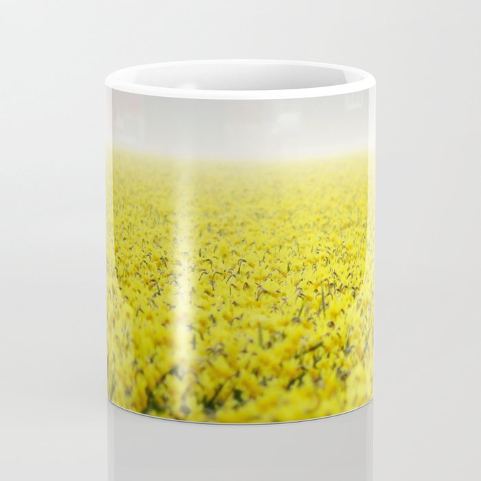 Narcissus field #4 Coffee Mug