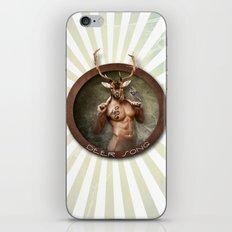Deer Song iPhone & iPod Skin