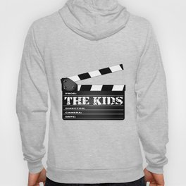 The Kids Clapperboard Hoody