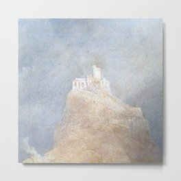 citadel Metal Print