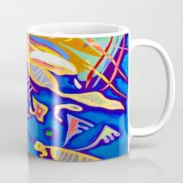 Kandinsky Grouping Coffee Mug