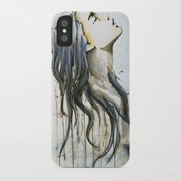 sueño de tinta y papel iPhone Case