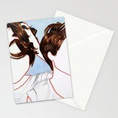 Tegan and Sara Stationery Cards