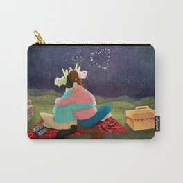 Star Gazing Unicorn Carry-All Pouch
