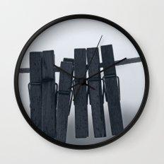 In a pinch #3 Wall Clock