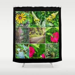 Nature Walk in June Shower Curtain