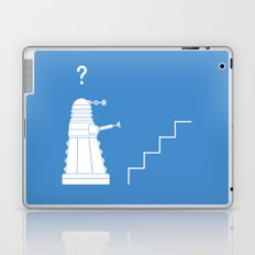 The problem with Daleks. Laptop & iPad Skin