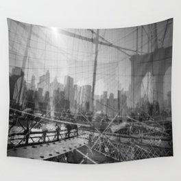 Brooklyn Bridge 3x Wall Tapestry