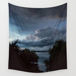 Stormy II Wall Tapestry