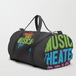 Musical Theater Pride Duffle Bag