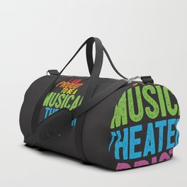 Musical Theater Pride Duffle Bag