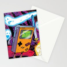 The Legend of Gameboy Stationery Cards